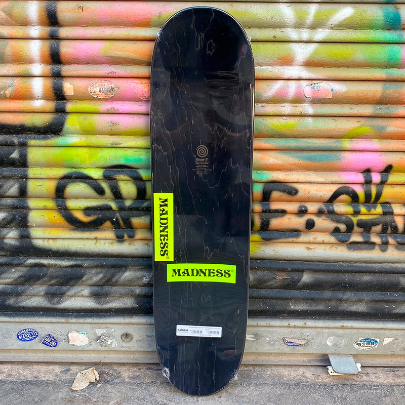 MADNESS Perelson Bi-polar Slick R7 8,375 Skateboard Deck-Tabla Skate - Furtivo! Skateboarding