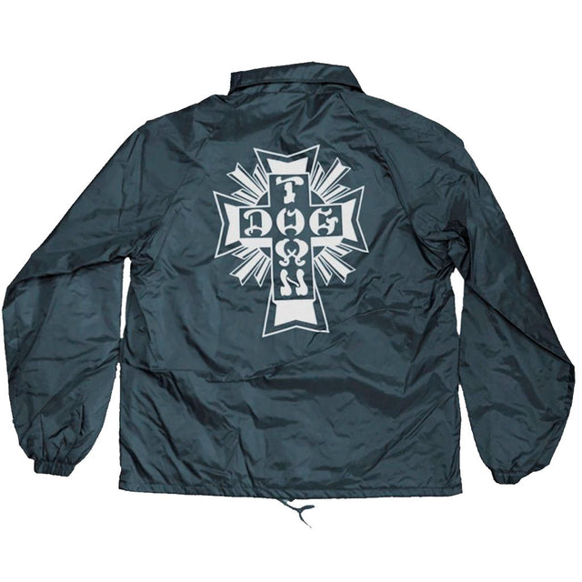 Dogtown Windbreaker Cross Logo -Chaqueta - Furtivo! Skateboarding