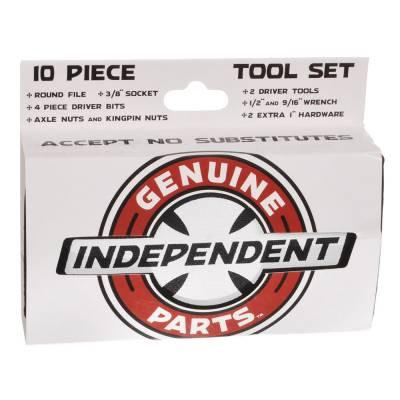 Independent Trucks Genuine Parts 10 piece Tool Herramienta - Furtivo! Skateboarding