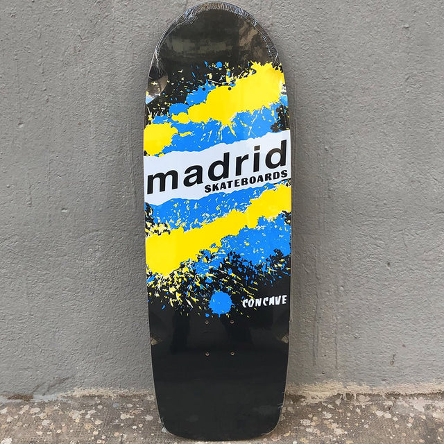 Madrid Skateboards Explosion OG Reissue Skateboard Deck- Tabla - Furtivo! Skateboarding