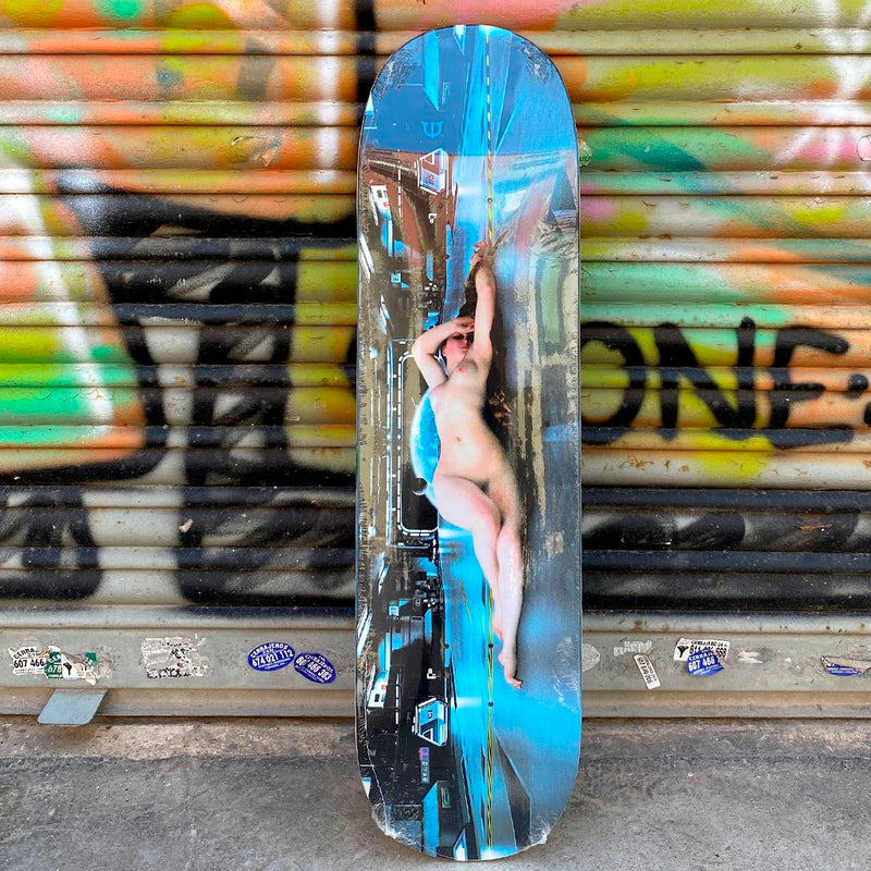 Evisen Skateboards Naked Defense 8.25 Skateboard Deck- Tabla Skate - Furtivo! Skateboarding