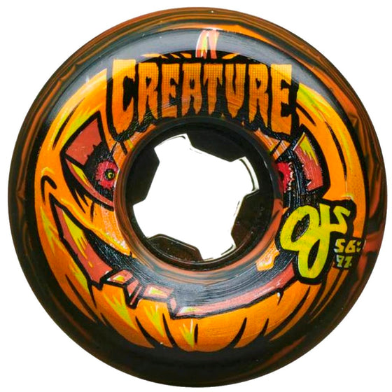 OJ Wheels 97A 54MM Pumpkin Head Bloodsuckers - Ruedas Ruedas OJ Wheels