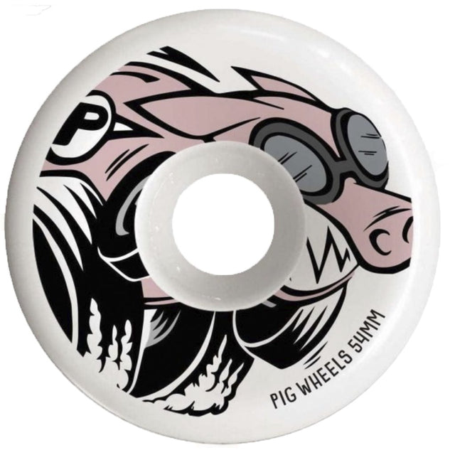 Pig Wheels head racer C-line 54mm- Ruedas - Furtivo! Skateboarding
