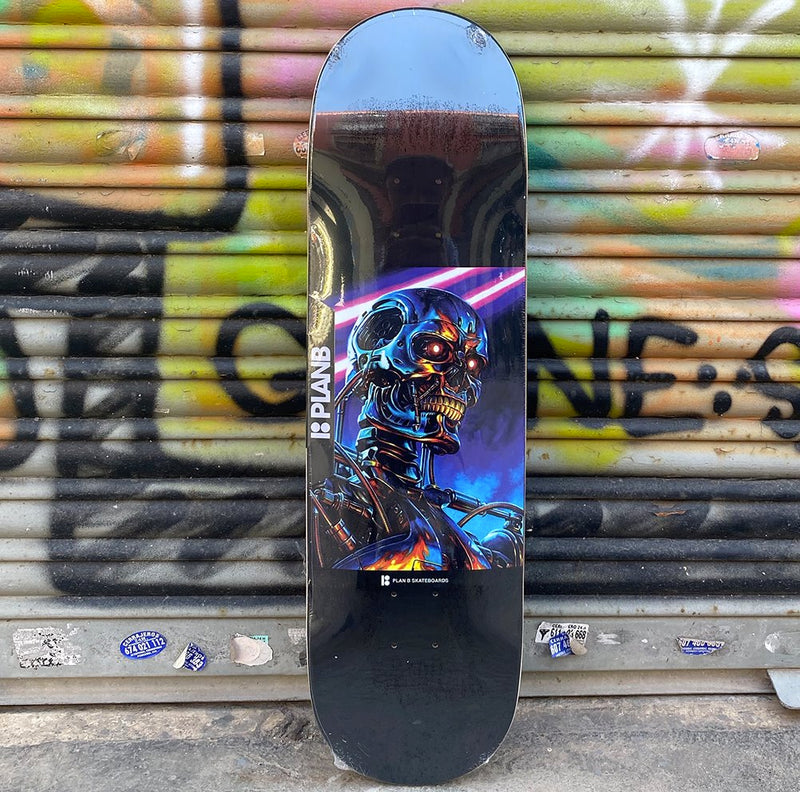 Plan B Duffy Terminator 8.75 x 32.125 Skateboard Deck -Tabla Skate Tabla/Deck Plan B Skateboards