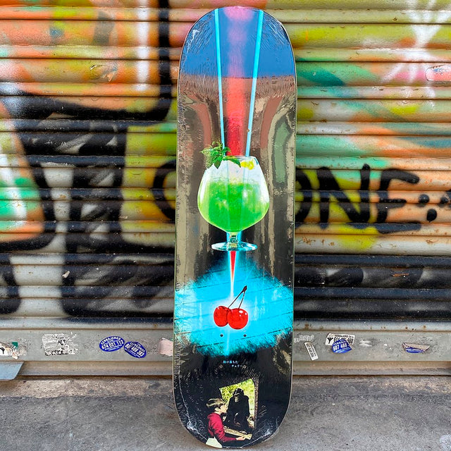 Evisen Skateboards Cherry Pop 8.25 Skateboard Deck- Tabla Skate - Furtivo! Skateboarding