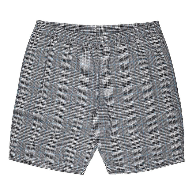 Santa Cruz Local Black Checker Shorts - Pantalon Corto Ropa Santa Cruz Skateboards
