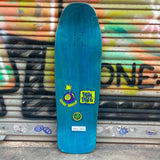 New Deal Sargent Monkey Bomber Neon Heat Transfer Reissue Skateboard Deck- Tabla Skate - Furtivo! Skateboarding