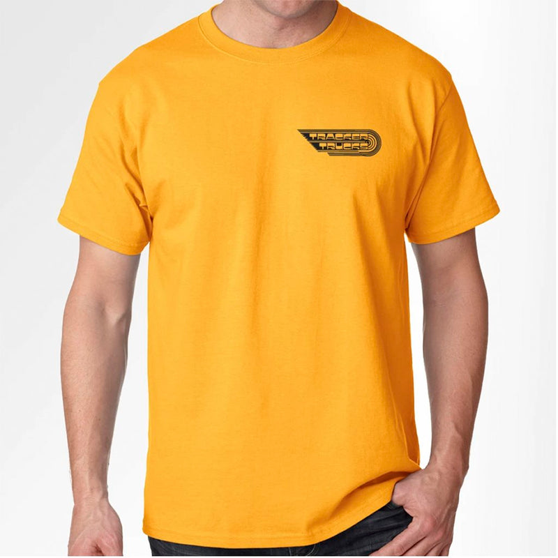 Tracker Wings Tshirt- Camiseta - Furtivo! Skateboarding