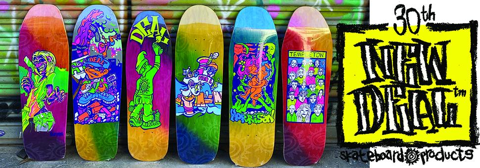 New Deal Skateboards