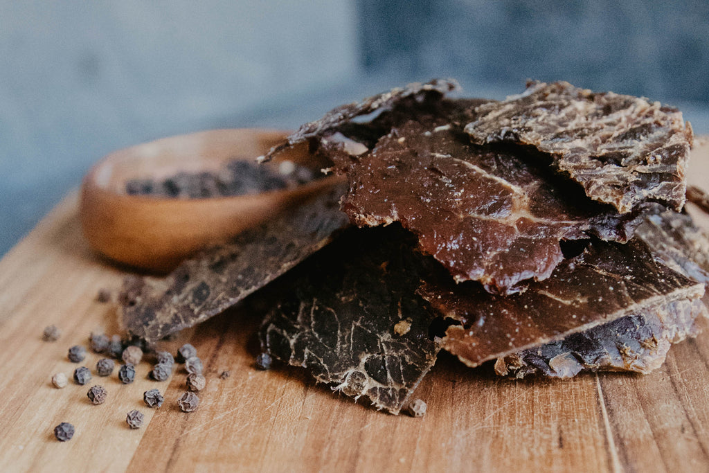 Garlic Pepper Beef Jerky (5oz.)