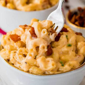 *Fiscalini Bacon Mac N Cheese