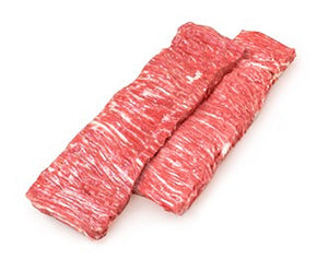Skirt Steak - Local Grass Fed Beef