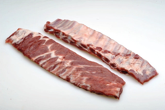 St. Louis (Spare) Ribs, Sold as 1 whole rack, approximately 2.75lbs