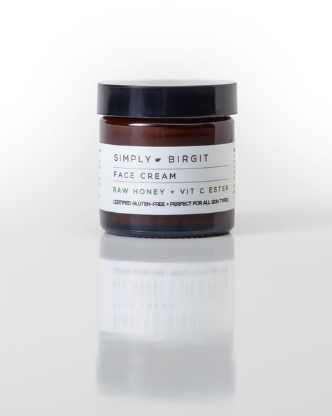 Luminous Raw Honey + Vitamin C Day + Night Cream