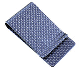 Carbon Fiber Kevlar RFID Blocking Money Clip Gold/Silver/Black