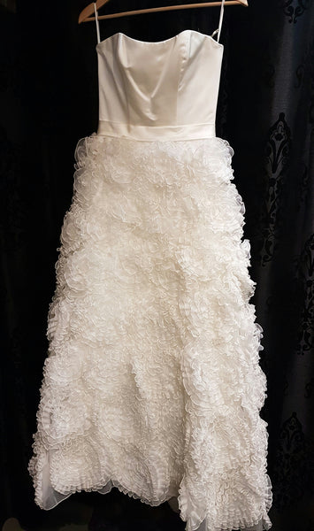 NEW Paloma Blanca Wedding Dress