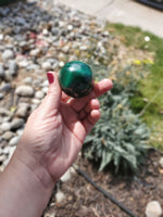 Malachite Sphere
