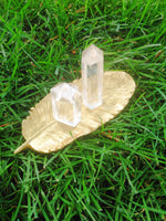 Polished Clear Quartz Point