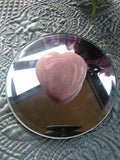 Rose Quartz Heart of Mine