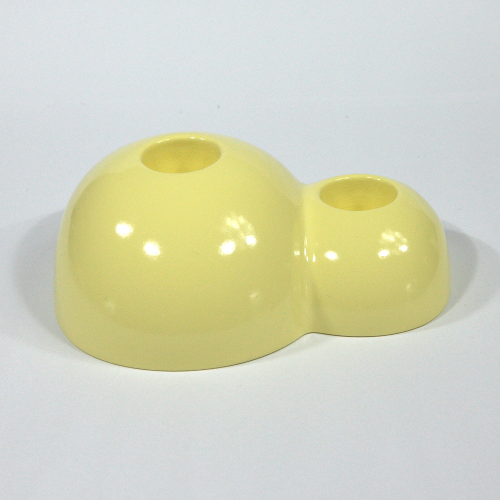Bubble Base - Small Yellow 1
