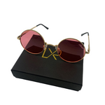 CIRCA, Pink and Gold (Clear lens)