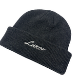 ELITE Beanie, Charcoal (50% Wool)