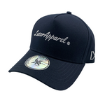 ELITE A-frame baseball cap, navy