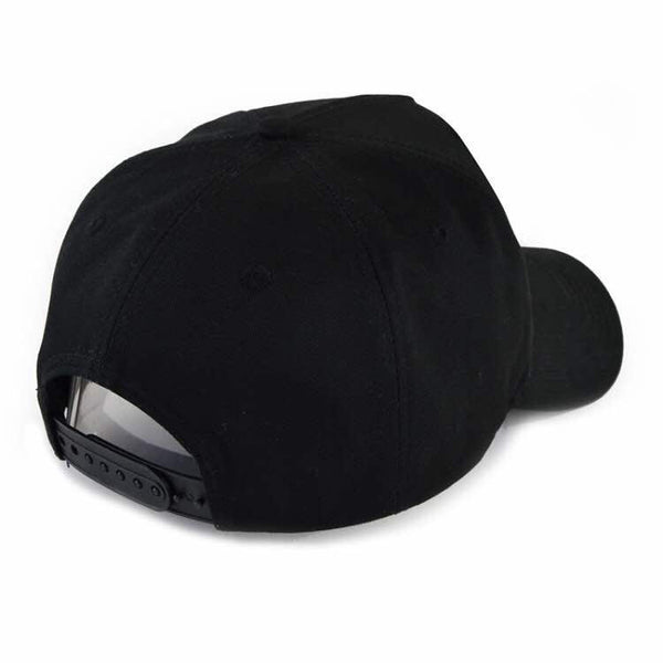 LXR Baseball Cap, black on black