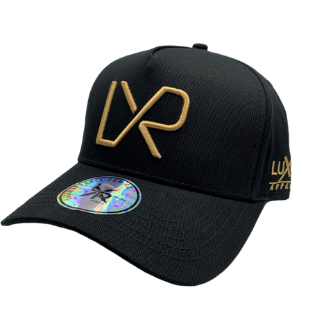 LXR A-frame, Black and gold