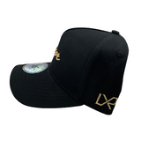 THRIVE A-frame, Black & Gold