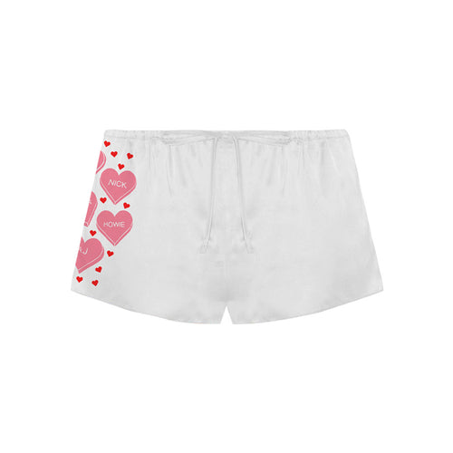 Candy Heart Shorts