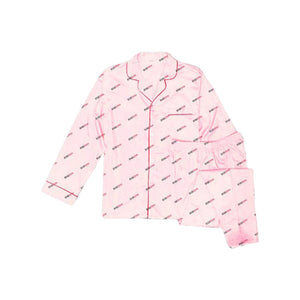BSB DNA Pajama Set - Pink