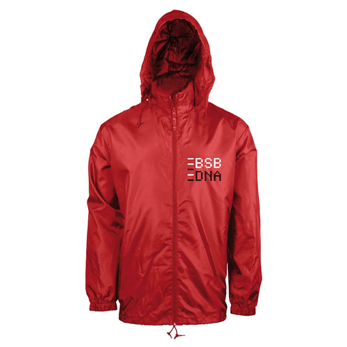 DNA Red Windbreaker