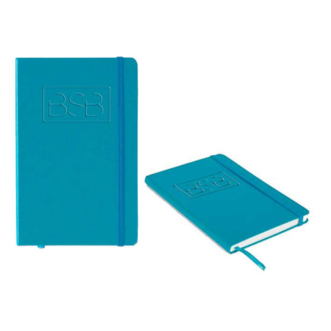 Debossed Logo Notebook