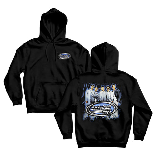 BSB Throwback Black Hoodie