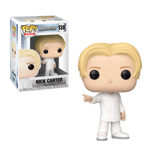 Funko POP! Backstreet Boys: Nick