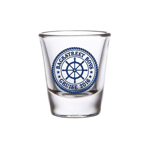 Cruise 2016 Shot Glass