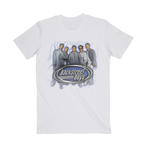BSB Throwback White Tee