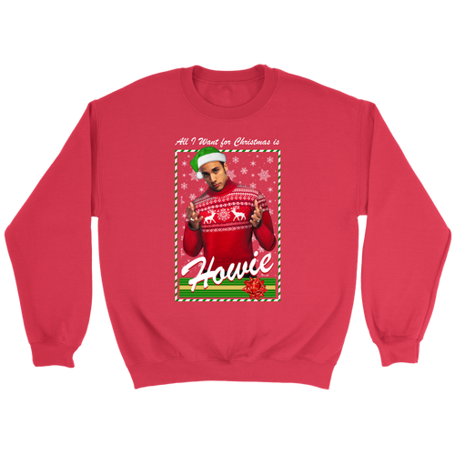 Howie Holiday Crewneck