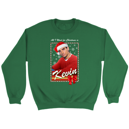 Kevin Holiday Crewneck