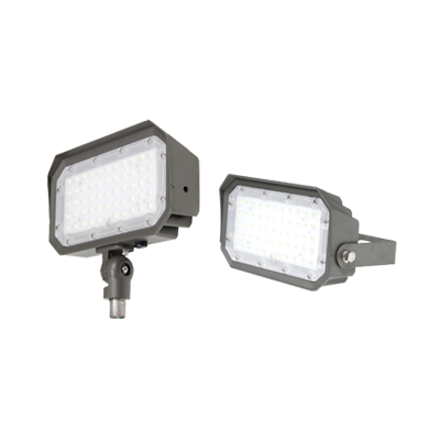 Flood Light - 30 Watt Knuckle Mount 3K & 5k - P/LED