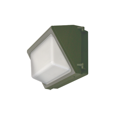 Wall Pack - 120 Watt - P/LED Medium