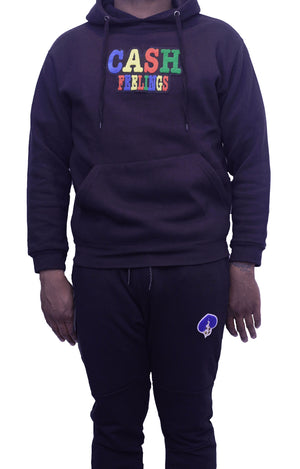 Relentless Track Suit(Black)