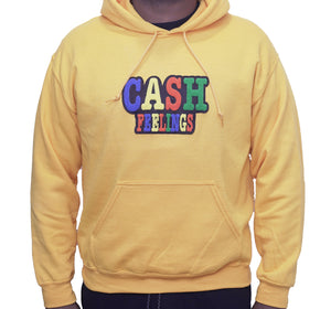Relentless Hoodie(Yellow)