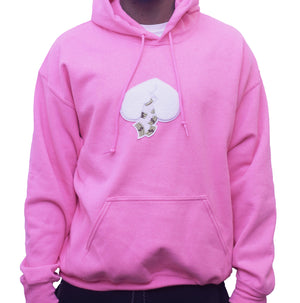 Got Heart Hoodie(Pink/White Heart)