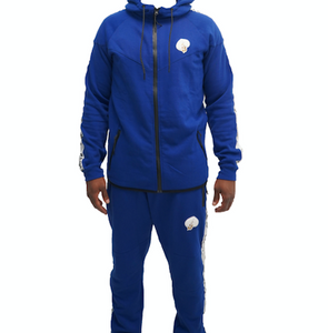 Blue And White(Glacier) Tracksuit