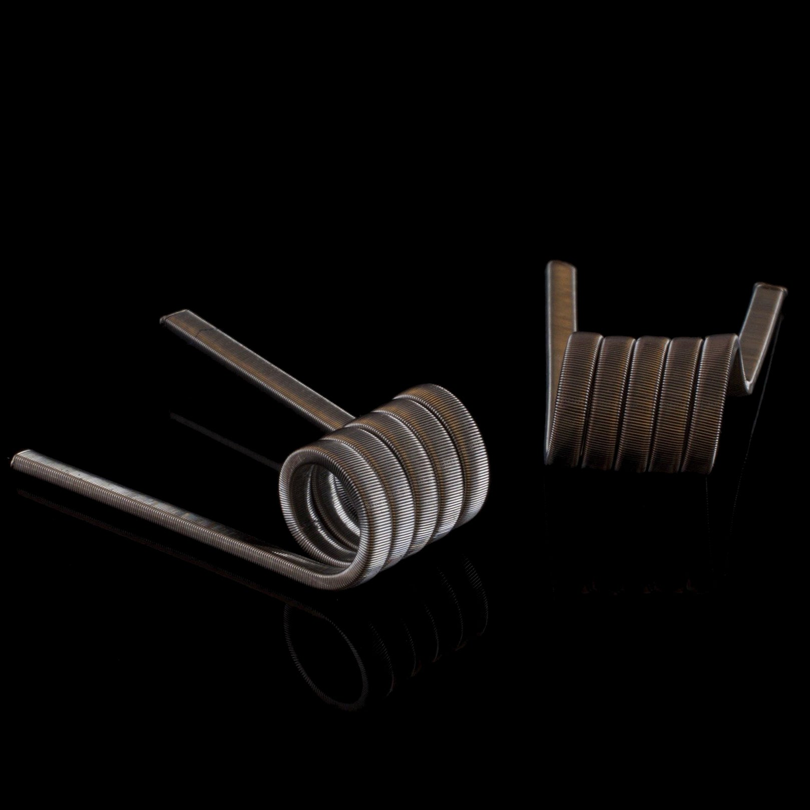 High gauge Staple & Staple coils (SS options available) - OHMLAND COILS