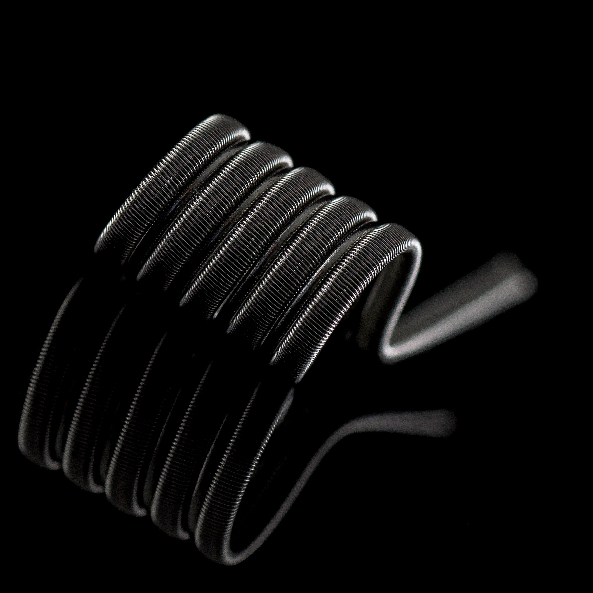 Staged Fused Clapton - OHMLAND COILS