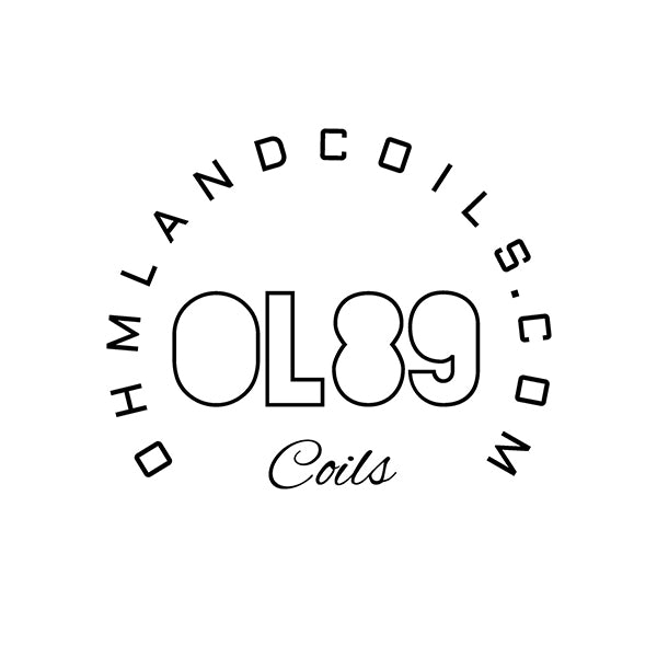 NEW ohmlandcoils gift card