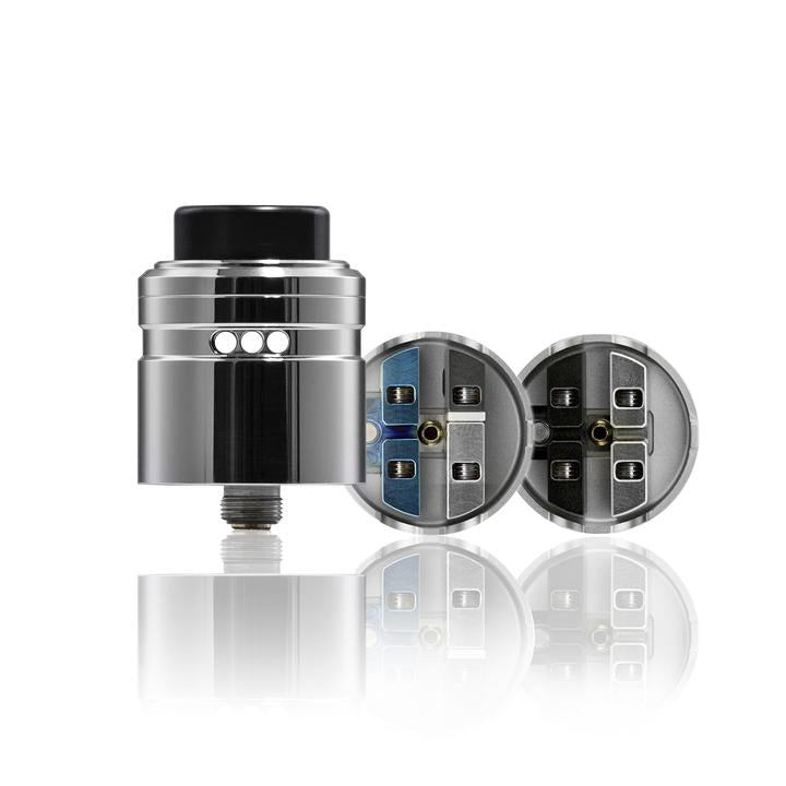 NEW Pre-built/loaded Mass_mods Twistedmesses AXIAL PRO RDA - OHMLAND COILS
